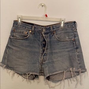 Brandy Melville Levi Vintage Jean Shorts